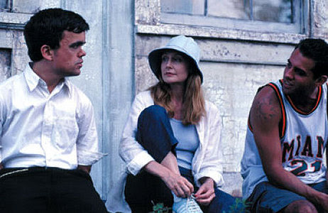 The Station Agent characters