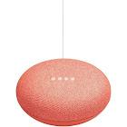 Google Home Mini Smart Speaker - Coral