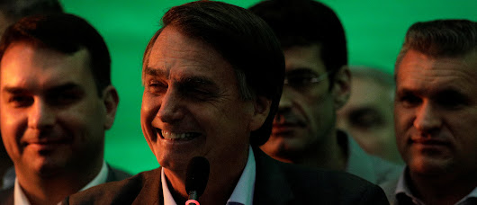 The 'Brazilian Trump' Leading The Presidential Race Wants To Leave The Paris Climate Accord