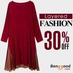 Banggood - Women Vintage Dresses