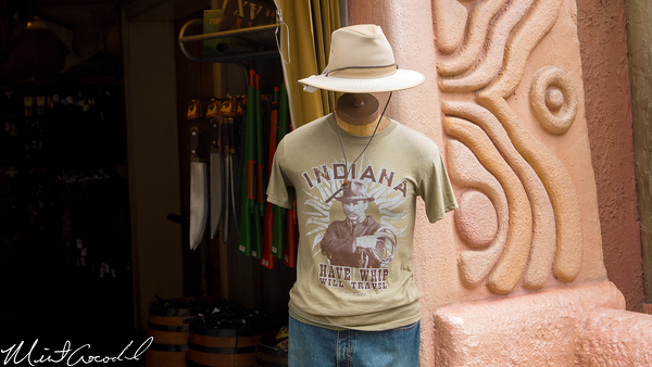 Disneyland Resort, Disneyland, Adventureland, Indiana Jones, Shirt