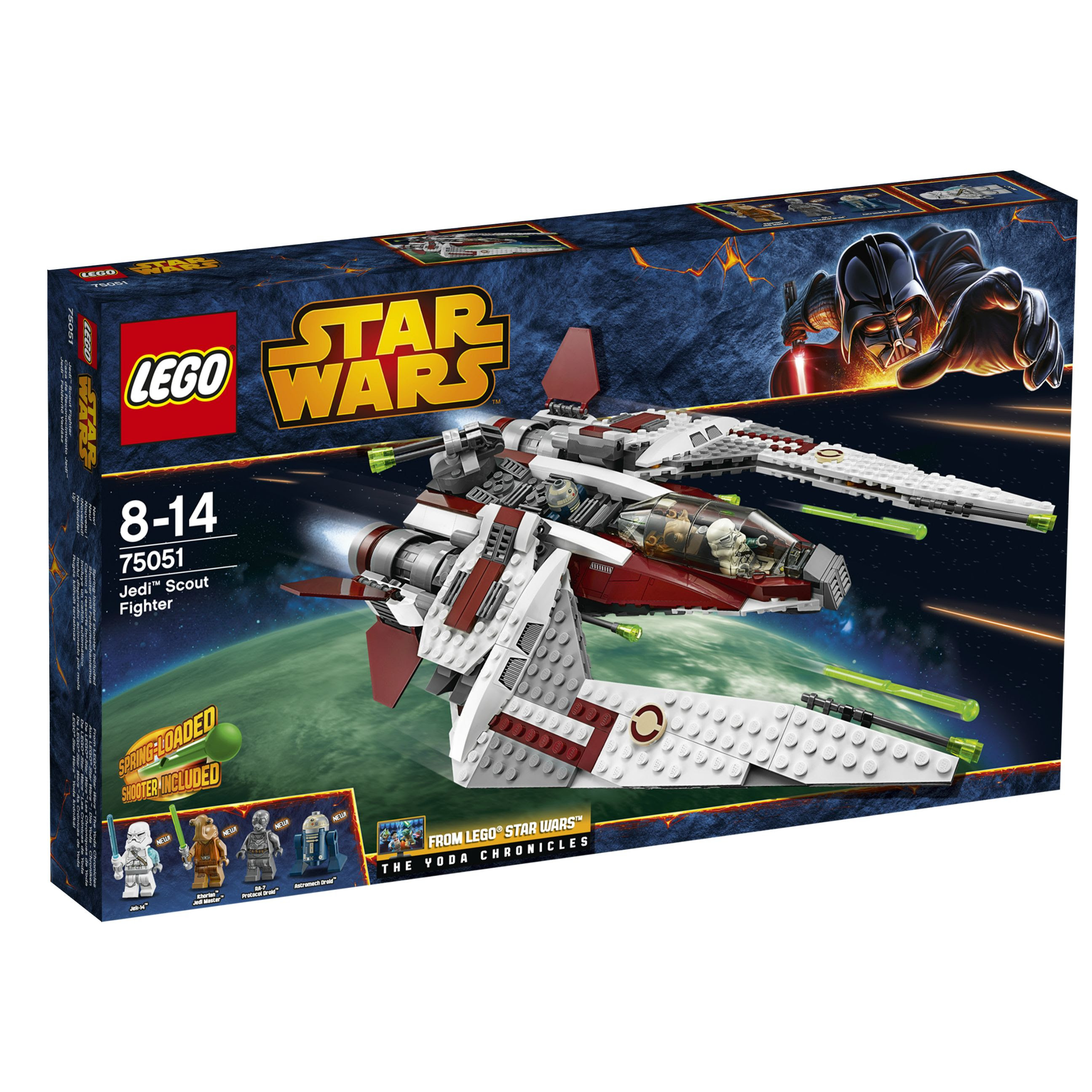 Lego Ref. 75051 Jedi™ Scout Fighter