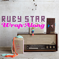 ruby star wrapping button