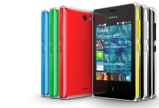 Nokia updates its Asha series with the 500, 502, and 503 alongwith dual-SIM variants