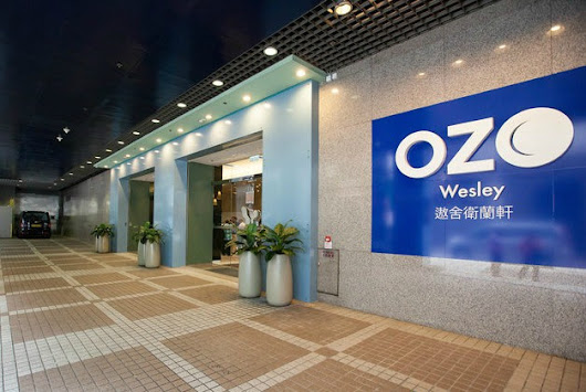 OZO Wesley Hotel: The Active HK Traveler's Choice