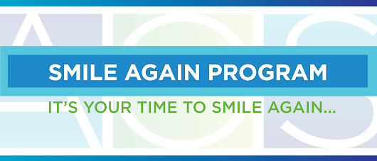 Smile Again Program at Alexandria Oral Surgery & Dental Implant Center