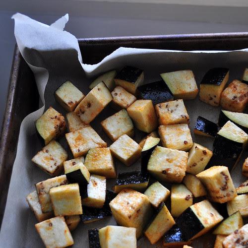 Spiced Eggplant Raw