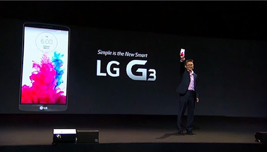 LG G3 , which offers practicality Mobile | Business, Computers, Gadget and Technology Informations