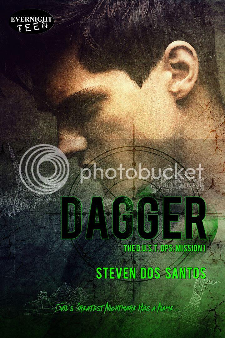 Dagger by Steven dos Santos