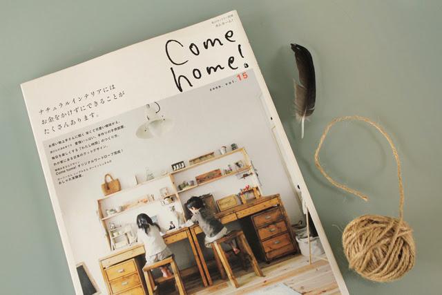 Come Home! Magazine