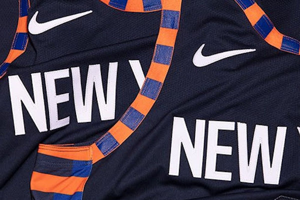 77eb81b6 Google News - New York Knicks introduce Nike City Edition uniform ...