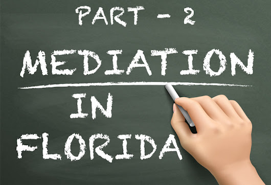 Why is Mediation an Important Tool in Florida's Family Law System?