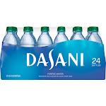 Dasani Purified Water - 24 pack, 16.9 fl oz bottles