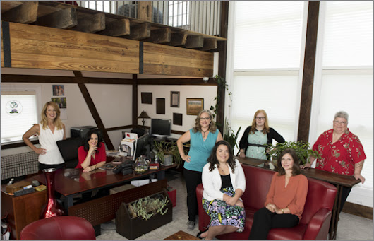 Furia Rubel Named One of the Coolest Offices by Lehigh Valley Business