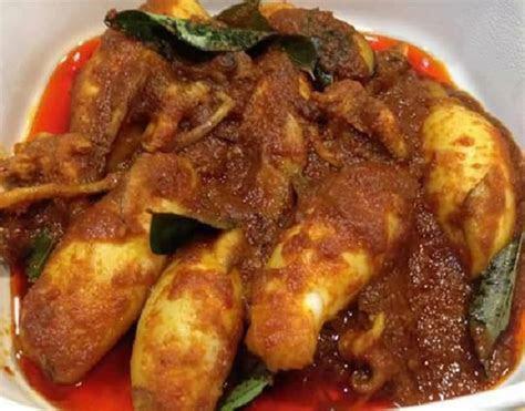 resepi sotong masak sambal kari resepi bonda