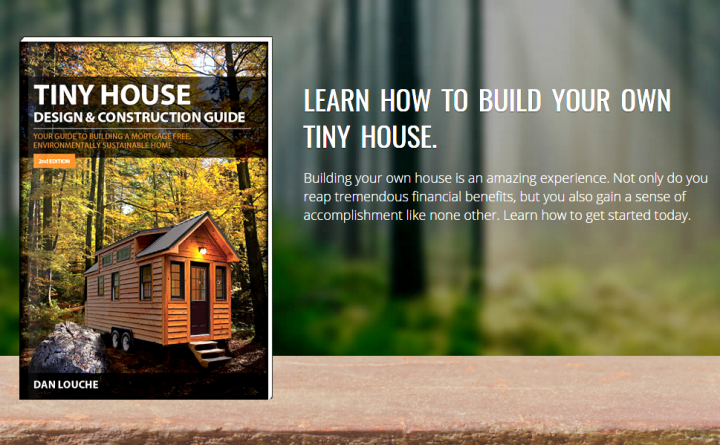 Tiny House Design And Construction Guide Book Review The Off Grid Tiny House