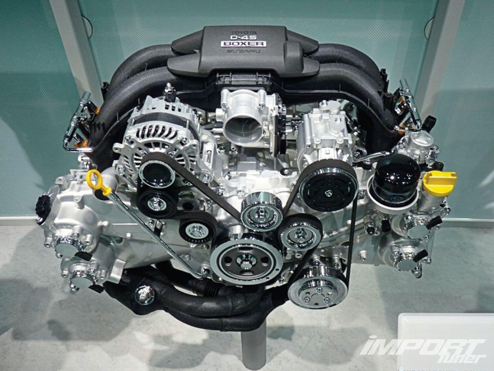 Scion Boxer Engine Diagram