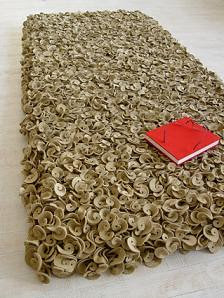 02 SCONCIGLI daybed felt 100% pure new wool