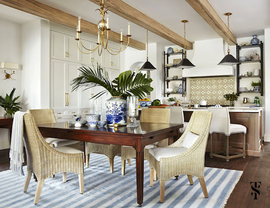 House Tour: Naples, Florida Vacation Home - Design Chic