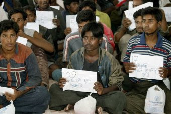 Rohingya refugees among hundreds arrested in southern Thailand