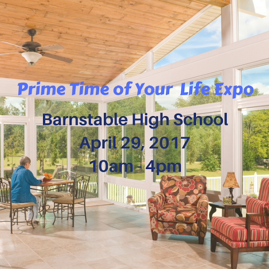 Prime Time of Your Life Expo | Contractor Cape Cod, MA & RI
