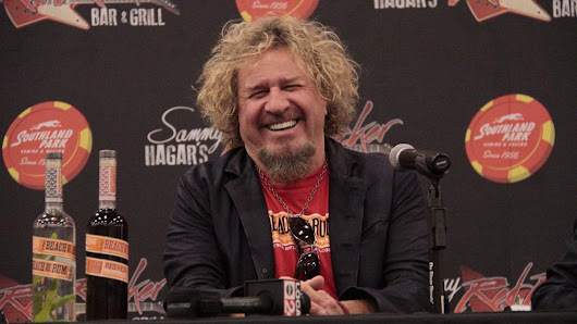 Sammy Hagar officially opens restaurant at Southland Park Gaming & Racing (Video) - Memphis Business Journal
