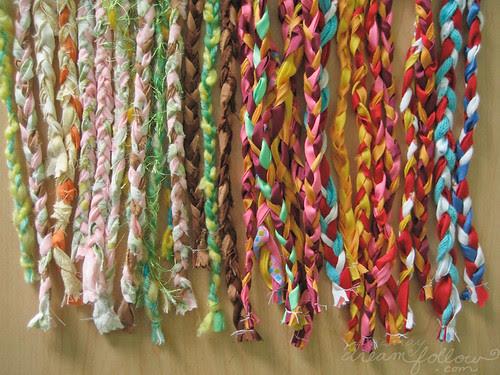 make bracelets!