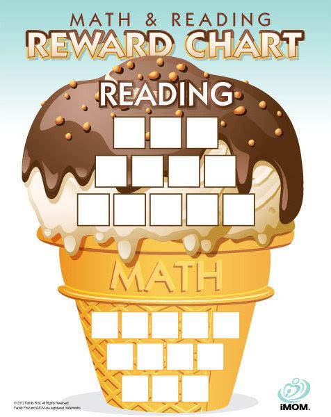 math and reading chart thumb