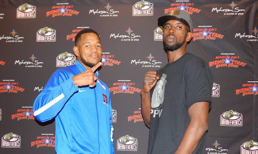 Barrera, Parker ready for HBO Latino fight