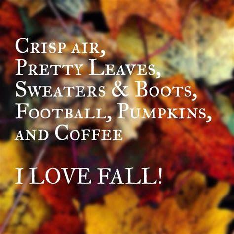 Fall Season Change Quotes