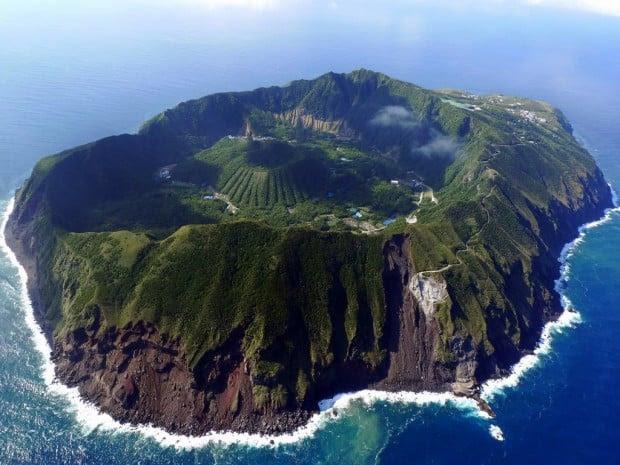 VolcanAogashima