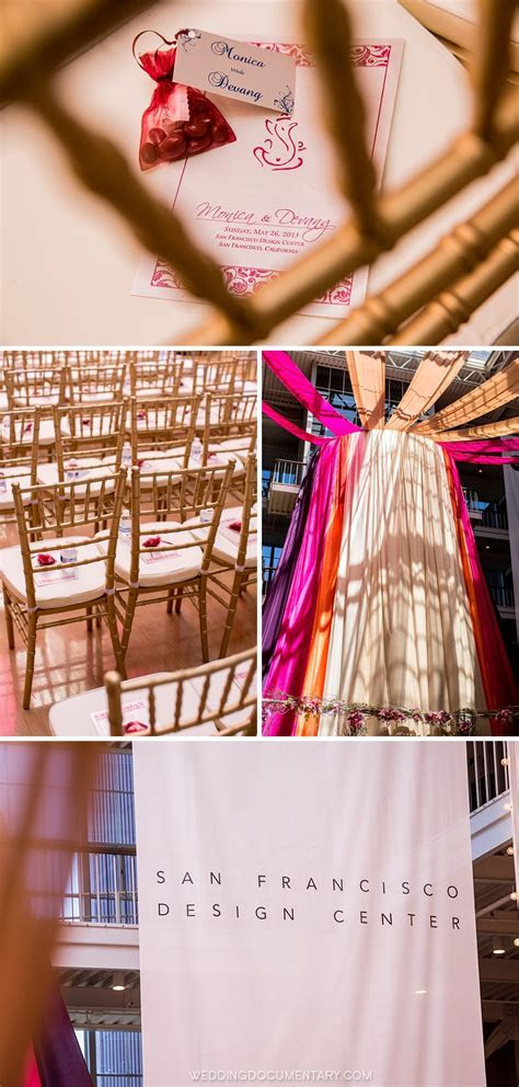 Monica   Devang   Indian Wedding at San Francisco Design