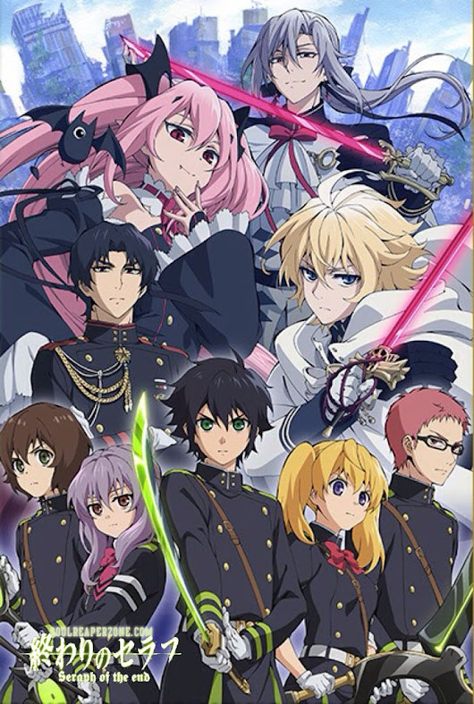 Owari No Seraph Seasson 1 [720] HD [SERIE]