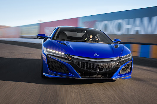 Acura and Honda Re-Embrace Performance | Automobile Magazine