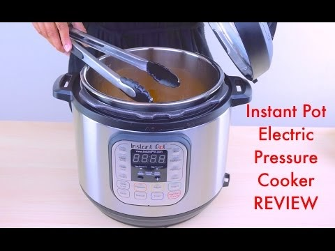 Instant Pot IP-DUO60 7-in-1 Programmable Pressure Cooker reviewed