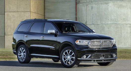 Dodge Durango delivers power and luxury | Business |