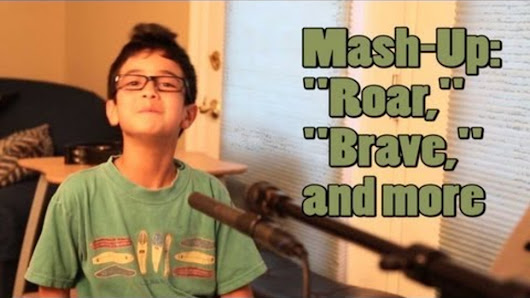 Your Morning Jam: Drop Everything and Listen to This Amazing Kid