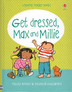 Picture of Get Dressed, Max and Millie