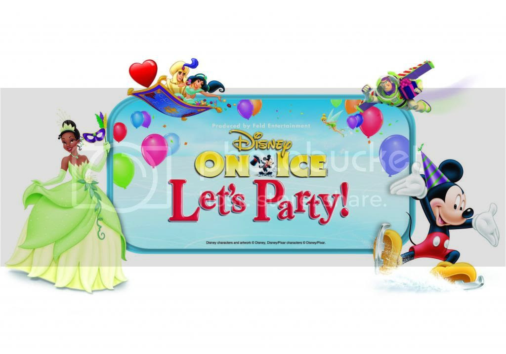 Disney On Ice: Let's Party