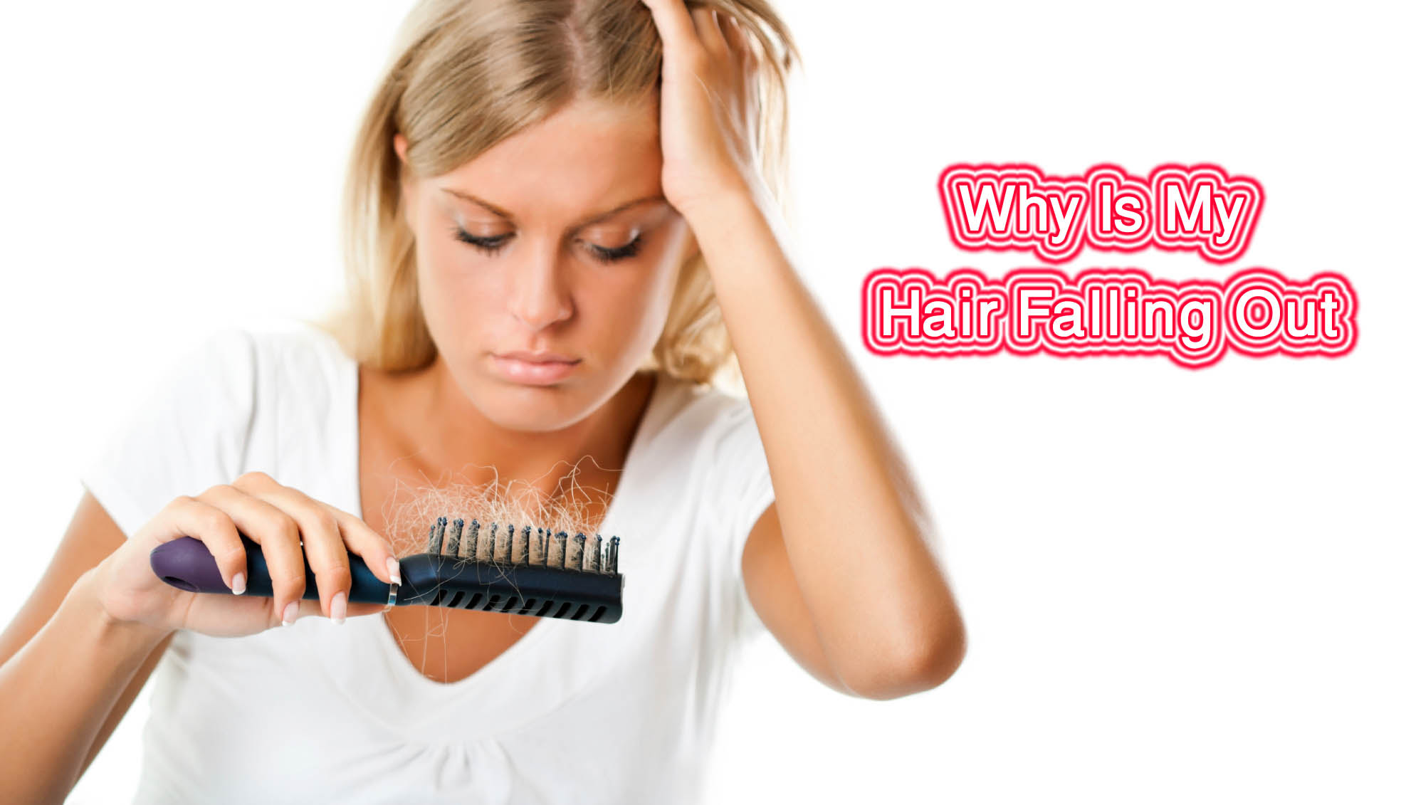 Why Is My Hair Falling Out? - All Whole Sale