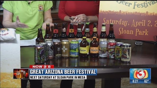 The Great Arizona Beer Festival