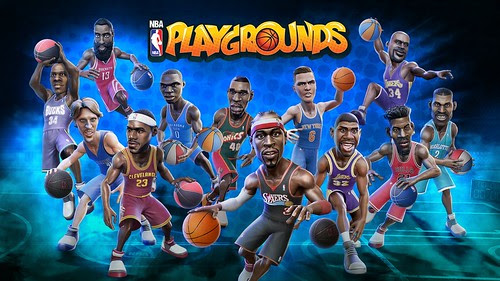 The Gaming Tailgate - NBA Playgrounds - Roster Reveal