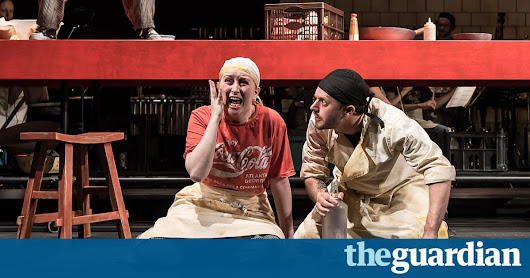 The Golden Dragon; Opera: Passion, Power and Politics – review | Music | The Guardian