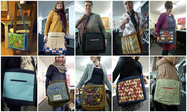 Messenger Bag class Feb14