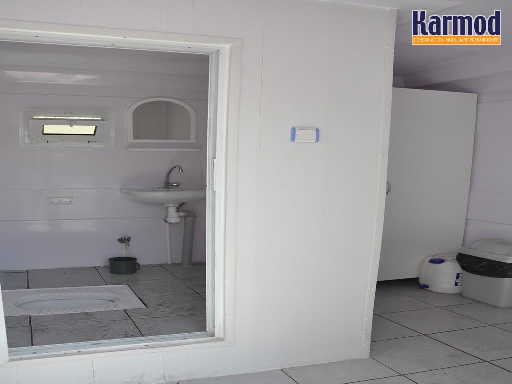 Cabine Salle De Bain Complete cabine salle de bain préfabriquée prix