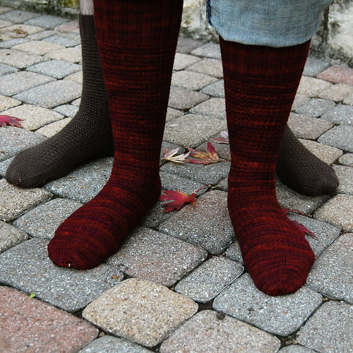 Socktoberfest Socks
