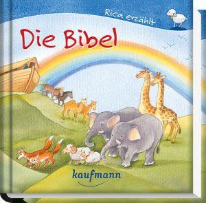 Gelesen: Rica erzählt - Die Bibel - Buchfarben