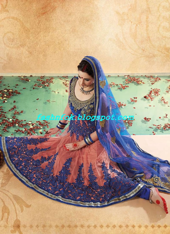 Beautiful-Anakrali-Umbrella-Frock-With-Churidar-Pajama-New-Fashion-Suits-2013-14-by-Designer-Amna-11