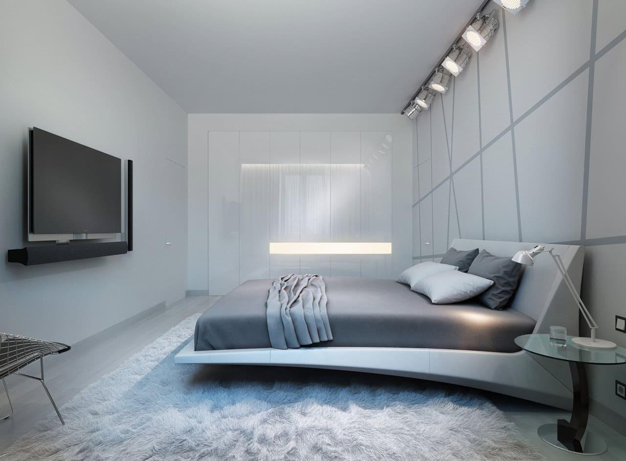 Dise%C3%B1o de dormitorio moderno