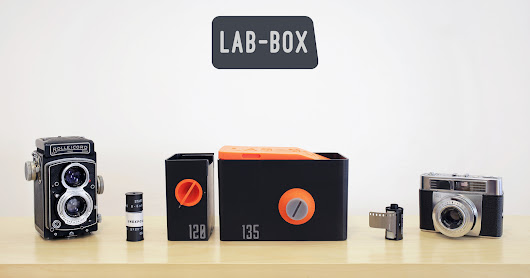 LAB-BOX Lets You Develop Your Film at Home Without a Darkroom